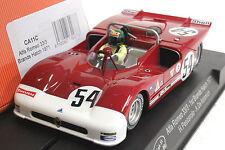 SLOT IT SICA11C ALFA ROMEO 33/3 BRANDS HATCH 1971 NEW 1/32 SLOT CAR IN DISPLAY