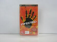 INFECTED Sony PSP Brand New & Seal, 100% Pal Game( AUS )