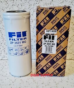 Heavy Duty Hydraulic Filter to fit Massey Ferguson 6100361M91 8320047