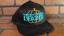 TRICK OR TREAT LEADER Hat Adult Unisex Cap Snapback