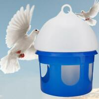 Pigeons Feeder Water Pot Pet Drinker Dispenser Container Bird Drinking Supplies