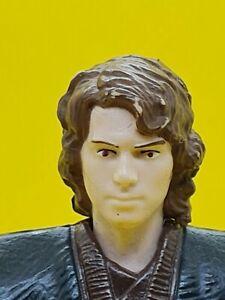 Star Wars Anakin Skywalker Coruscant Saga Legends MS02 Hasbro 2013 Red Eyes