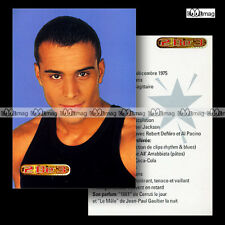 2 BE 3 Carte-fiche Adel 2BE3 Boys band #49