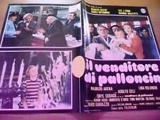 Fotobusta IL VENDITORE DI PALLONCINI 1975 Renato Cestiè, Marina Malfatti (7)