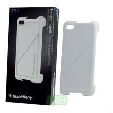 OEM ORIGINAL Blackberry Z30 Transform Shell NFC Cover With Stand Z 30 White