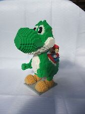 Yoshi   (Magic Building Blocks)