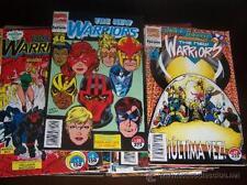 THE NEW WARRIORS - COMPLETA 47 NUMEROS - FORUM - MARVEL COMICS