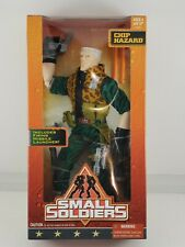 """Small Soldiers CHIP HAZARD ACTION FIGURE 12"""" Kenner 1998 NIB FACTORY SEALED"""