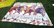 More details for 1966 battle of hastings/bottle of guinness tapestry billboard 8 sheet poster