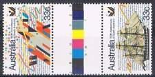 Australië postfris 1986 MNH  958-959 Gutter Pair - South Australia (2)