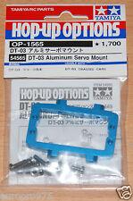 Tamiya 54565 DT-03 Aluminum Servo Mount (DT03/DT03T), NIP