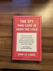 John Le Carre Spy Who Came In From The Cold Signed First 1st Free Call For Dead