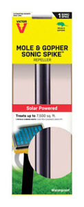 SWEENEY'S Solar Powered Mole & Gopher Sonic Spike 7500 sq ft M9014