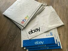 """New listing New Ebay Poly Mailers Lot Of 10 Free Ship 11 X 9 """""""