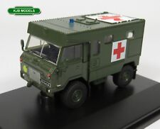 Oxford 76lrfca002 1/76 Land Rover FC Ambulance NATO Green