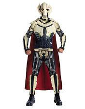 """Star Wars Herren DLX General Grievous Kostüm, XL, Brustumfang 44-46"""", Taille 36-40"""",LEG 33"""""""