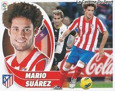 09 MARIO SUAREZ ESPANA ATLETICO MADRID STICKER CROMO LIGA 2013 PANINI