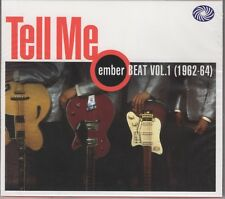 "Tell Me ""Ember Beat Vol.1"" (1962-64) Various NEW & SEALED CD - 1st Class Post UK"