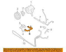FORD OEM 05-10 Mustang-Power Steering Suction Hose 8R3Z3691A