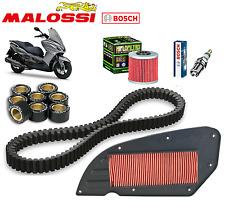 1411418 Mousse Filtre à Air Red Sponge MALOSSI Peugeot Buxy Elyseo Looxor 50