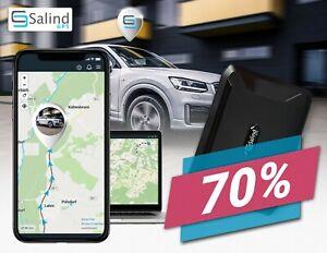 SALIND GPS Tracker Auto Live Ortung App für Autos und Motorräder GPRS