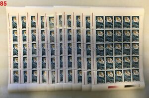 // ROMANIA 1999 - MNH - UPU, COVER - 10 SHEETS - 250 STAMPS