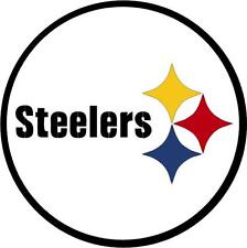 NFL Pittsburgh Steelers Decal/Sticker multi-color