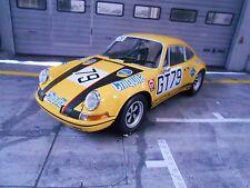 PORSCHE 911 S GT179 1970 AAW 1000km Fröhlich Toivonen Minichamps Class Win 1:18