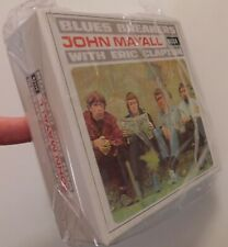 JOHN MAYALL WITH ERIC CLAPTON BLUES BREAKERS EMPTY BOX FOR JAPAN MINI LP  G02