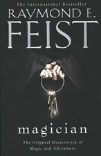 Magician (Riftwar Saga), Feist, Raymond E. Book The Cheap Fast Free Post