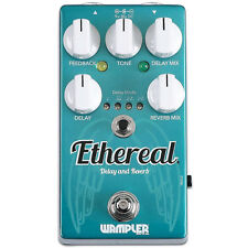 Wampler Ethereal Reverb & Delay Pedal
