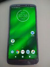 Motorola MOTO g6 Plus con custodia e cavo ricarica/Lenovo