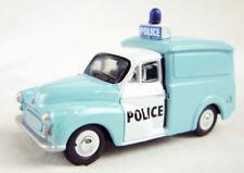 Oxford Diecast 1:76 OO GAUGE 76P008 MORRIS MINOR VAN POLICE LIGHT ON ROOF