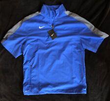 Nike Dri-Fit Short Sleeve Training Jacket Small