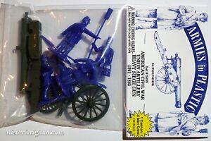 Armies in Plastic Civil War Union Heavy Artillery Siege Gun 24-pounder 1/32 54mm