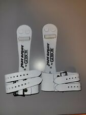 New listing Gymnastics Grips - Gibson Just Right Double Buckle Gymnastics Grips Size Medium