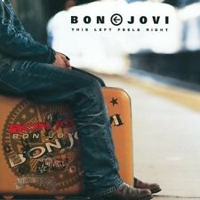Bon Jovi This left feels right (2003, CD/DVD) [2 CD]