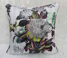 "Designers Guild Fabric Cushion Cover 'PARVENUE' Rosee - 100% Cotton - 18"""