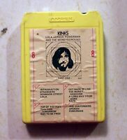 8-Track: The Kinks: Lola Versus Powerman and the Moneygoround