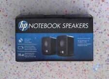 HP Notebook Speaker Lautsprecher USB-powered kompakt bis 78 dB mit Travel Case