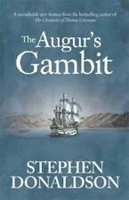 The Augur's Gambit by Stephen Donaldson 9781473214477 (hardback 2016)