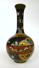 Emaille Vase Japan um 1900