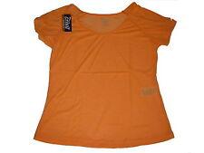 NEU Crivit Sports leichtes Funktions Shirt /  Sport Shirt Gr. M 40 / 42 orange !