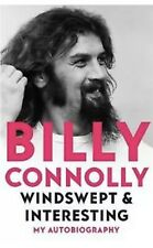 More details for windswept & interesting billy connolly hardback book autobiography **brand new**