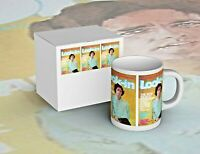 Striking 70's Gilbert O Sullivan Look-In Mug - New in picture Box - Free P+P