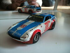 Eidai Nissan Fairlady Z in Red/White/Blue on 1:28