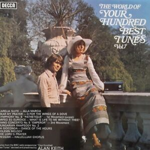 The World Of Your Hundred Best Tunes Volume 7 Vinyl LP.1974 Decca SPA 355.