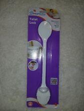 DreamBaby Toilet Lid Lock - Child Safety Appliance Cabinet Cupboard Strap L123