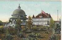 Barracks Buildings and Park Soldier's Home California Vintage Postcard