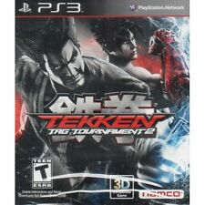 STREET FIGHTER X TEKKEN+ TEKKEN TAG TOURNAMENT™ 2 PS3 - NO CD - PS3